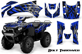Kawasaki Bruteforce 750 CreatorX Graphics Kit Bolt Thrower Blue 320x211 - Kawasaki Brute Force 650i 2006-2012 Graphics