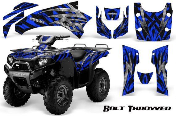 Kawasaki Bruteforce 750 CreatorX Graphics Kit Bolt Thrower Blue 570x376 - Kawasaki Brute Force 650i 2006-2012 Graphics