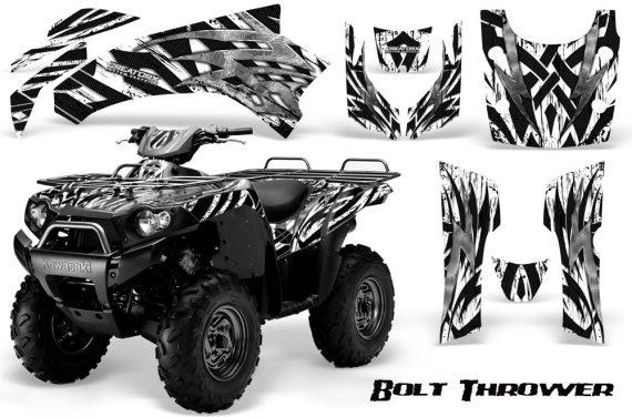 Kawasaki Bruteforce 750 CreatorX Graphics Kit Bolt Thrower White 570x376 - Kawasaki Brute Force 650i 2006-2012 Graphics