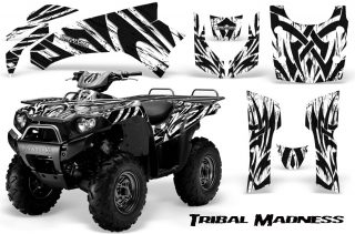 Kawasaki Bruteforce 750 CreatorX Graphics Kit Tribal Madness White 320x211 - Kawasaki Brute Force 650i 2006-2012 Graphics