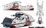 Kawasaki Jet Ski SX R800 AMR Graphics Kit BC W 150x90 - Kawasaki 800 SX-R Jet Ski 2003-2012 Graphics