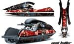 Kawasaki Jet Ski SX R800 AMR Graphics Kit MH BR 150x90 - Kawasaki 800 SX-R Jet Ski 2003-2012 Graphics