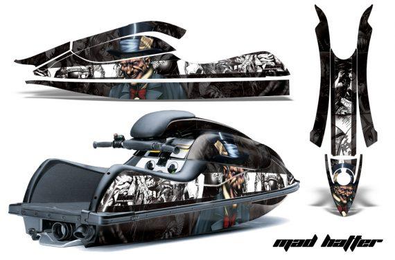 Kawasaki Jet Ski SX R800 AMR Graphics Kit MH BW 570x376 - Kawasaki 800 SX-R Jet Ski 2003-2012 Graphics