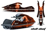 Kawasaki-JetSki-SX-R800-CreatorX-Graphics-Kit-Skull-Chief-Orange