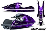 Kawasaki-JetSki-SX-R800-CreatorX-Graphics-Kit-Skull-Chief-Purple
