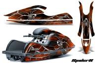 Kawasaki-JetSki-SX-R800-CreatorX-Graphics-Kit-SpiderX-Orange