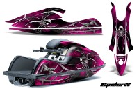 Kawasaki-JetSki-SX-R800-CreatorX-Graphics-Kit-SpiderX-Pink