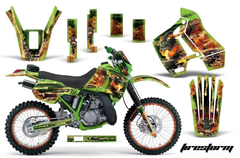 Kawasaki-KDX-200-89-94-NP-AMR-Graphic-Kit-FS-G-NPs