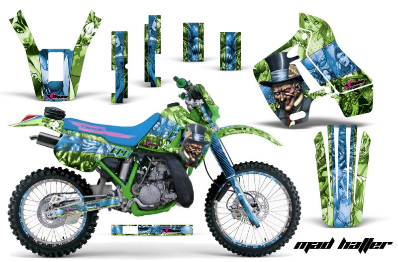 Kawasaki-KDX-200-89-94-NP-AMR-Graphic-Kit-MH-GB-NPs