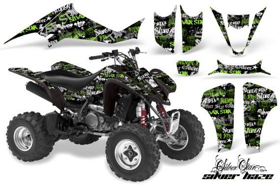 Kawasaki KFX 400 03 08 AMR Graphics Silverhaze GreenBlackBG 570x376 - Kawasaki KFX 400 Graphics