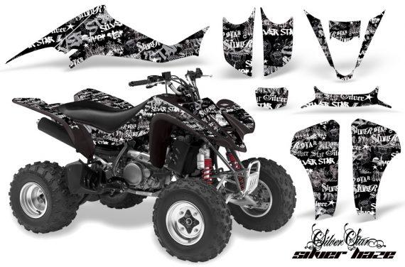 Kawasaki KFX 400 03 08 AMR Graphics Silverhaze WhiteBlackBG 570x376 - Kawasaki KFX 400 Graphics
