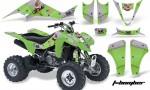 Kawasaki KFX 400 03 08 AMR Graphics TBomber Green 150x90 - Kawasaki KFX 400 Graphics