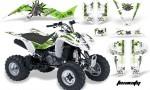 Kawasaki KFX 400 03 08 AMR Graphics Toxicity GreenWhiteBG 150x90 - Kawasaki KFX 400 Graphics