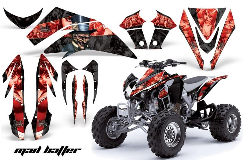 Kawasaki-KFX-450-AMR-Graphic-Kit-MadHatter-BLACK-REDSTRIPE-INSTALL