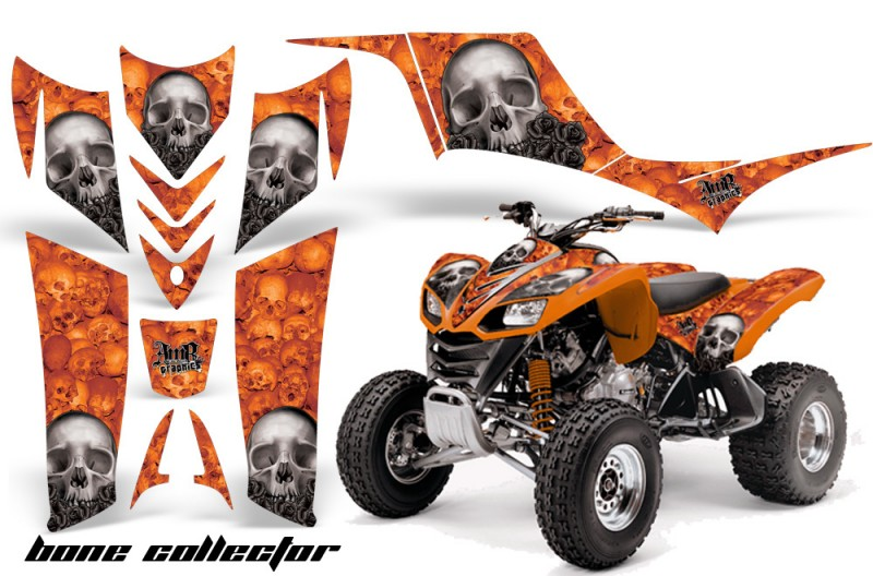 Kawasaki-KFX-700-AMR-Graphic-Kit-BoneCollector-Orange