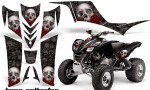 Kawasaki KFX 700 AMR Graphic Kit bonecollector black 150x90 - Kawasaki KFX 700 Graphics
