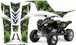 Kawasaki KFX 700 AMR Graphic Kit camoplate green 150x90 - Kawasaki KFX 700 Graphics