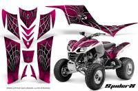 Kawasaki-KFX-700-CreatorX-Graphics-Kit-SpiderX-Pink