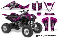 Kawasaki-KFX400-03-08-CreatorX-Graphics-Kit-Bolt-Thrower-Pink-BB