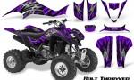 Kawasaki KFX400 03 08 CreatorX Graphics Kit Bolt Thrower Purple BB 150x90 - Kawasaki KFX 400 Graphics