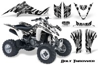 Kawasaki-KFX400-03-08-CreatorX-Graphics-Kit-Bolt-Thrower-White-WB