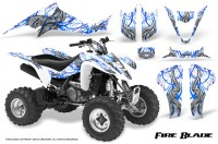 Kawasaki-KFX400-03-08-CreatorX-Graphics-Kit-Fire-Blade-Blue-White