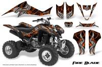 Kawasaki-KFX400-03-08-CreatorX-Graphics-Kit-Fire-Blade-Orange-Black