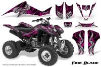 Kawasaki-KFX400-03-08-CreatorX-Graphics-Kit-Fire-Blade-Pink-Black