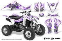 Kawasaki-KFX400-03-08-CreatorX-Graphics-Kit-Fire-Blade-Purple-White