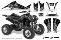 Kawasaki-KFX400-03-08-CreatorX-Graphics-Kit-Fire-Blade-Silver-Black