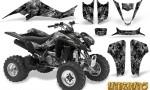 Kawasaki KFX400 03 08 CreatorX Graphics Kit Inferno Silver 150x90 - Kawasaki KFX 400 Graphics