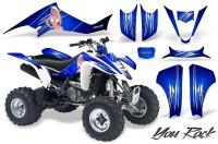 Kawasaki-KFX400-03-08-CreatorX-Graphics-Kit-You-Rock-Blue
