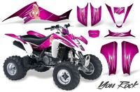 Kawasaki-KFX400-03-08-CreatorX-Graphics-Kit-You-Rock-Pink
