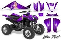 Kawasaki-KFX400-03-08-CreatorX-Graphics-Kit-You-Rock-Purple