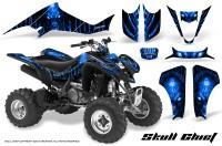 Kawasaki-KFX400-03-08-CreatorX-Graphics-Skull-Chief-Blue
