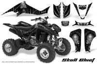 Kawasaki-KFX400-03-08-CreatorX-Graphics-Skull-Chief-Silver