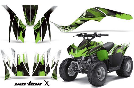 Kawasaki KFX90 AMR Graphics Kit CX G 570x376 - Kawasaki KFX 90 2007-2012 Graphics