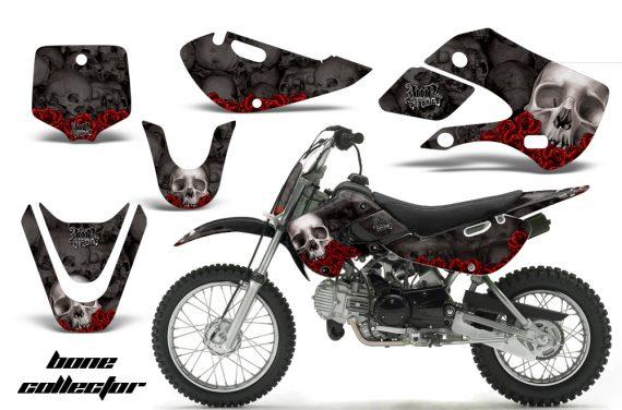 Kawasaki KLX 110 KX 65 00 09 NP AMR Graphic Kit BC B 570x376 - Kawasaki KLX110 2002-2009 Graphics