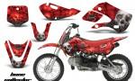 Kawasaki KLX 110 KX 65 00 09 NP AMR Graphic Kit BC R 150x90 - Kawasaki KLX110 2002-2009 Graphics