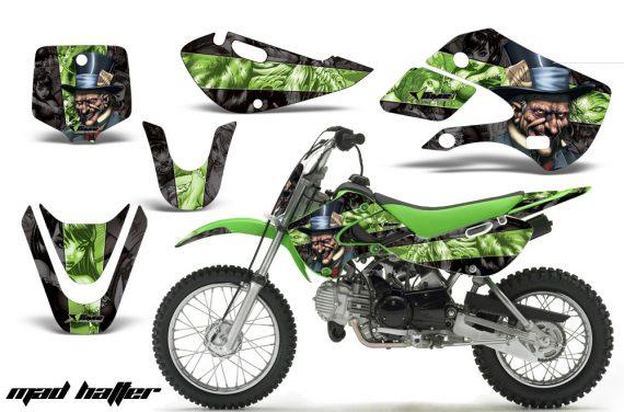 Kawasaki KLX 110 KX 65 00 09 NP AMR Graphic Kit MAD HATTER K STRIPE G 570x376 - Kawasaki KLX110 2002-2009 Graphics