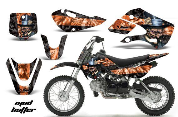 Kawasaki KLX 110 KX 65 00 09 NP AMR Graphic Kit MH BO 570x376 - Kawasaki KLX110 2002-2009 Graphics