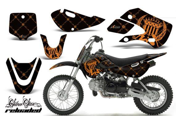 Kawasaki KLX 110 KX 65 00 09 NP AMR Graphic Kit SSR OB 570x376 - Kawasaki KLX110 2002-2009 Graphics