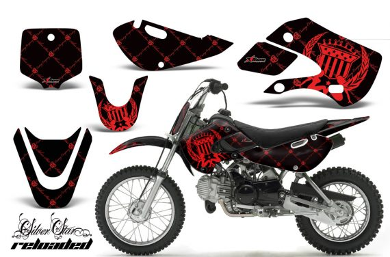 Kawasaki KLX 110 KX 65 00 09 NP AMR Graphic Kit SSR RB 570x376 - Kawasaki KLX110 2002-2009 Graphics