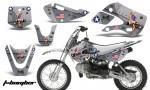 Kawasaki KLX 110 KX 65 00 09 NP AMR Graphic Kit TB S 150x90 - Kawasaki KLX110 2002-2009 Graphics