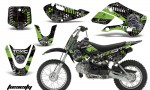 Kawasaki KLX 110 KX 65 00 09 NP AMR Graphic Kit TOX GK 150x90 - Kawasaki KLX110 2002-2009 Graphics