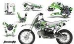 Kawasaki KLX 110 KX 65 00 09 NP AMR Graphic Kit TOX GW 150x90 - Kawasaki KLX110 2002-2009 Graphics