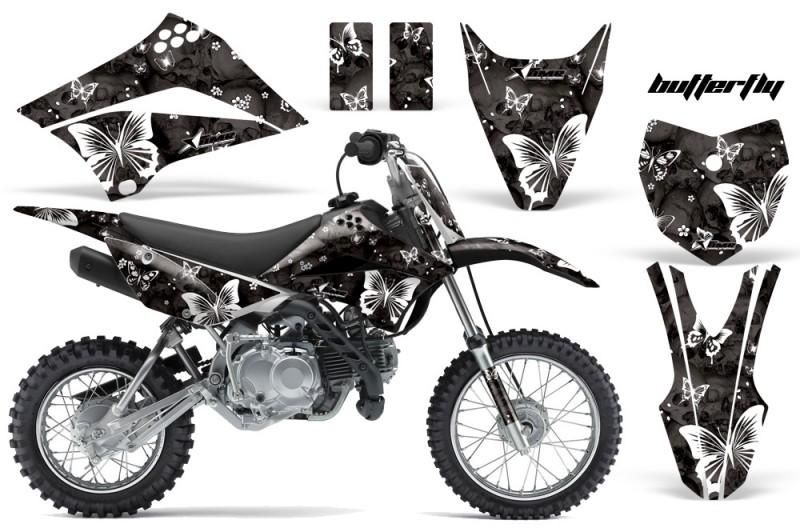 Kawasaki Klx110l 2010 2013 Graphics