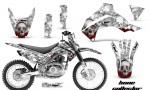Kawasaki KLX 140 2008 2012 AMR Graphic Kit BC W NPs 150x90 - Kawasaki KLX140 2008-2017 Graphics