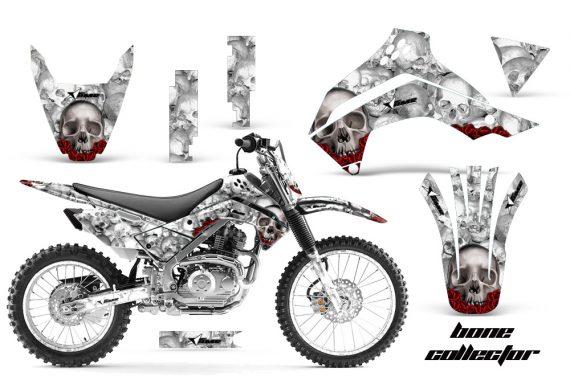 Kawasaki KLX 140 2008 2012 AMR Graphic Kit BC W NPs 570x376 - Kawasaki KLX140 2008-2017 Graphics