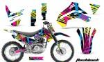 Kawasaki KLX 140 2008 2012 AMR Graphic Kit FLASJBACKNPs 150x90 - Kawasaki KLX140 2008-2017 Graphics